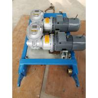Cheap 2000kg Rack And Pinion Hoists with Lifting Height 250m, 12 - 38 Passenger for sale