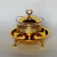 China Iron plate gold plated bowl(1) on sale