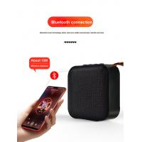 China Bluetooth Speaker Music Portable Wireless Speakers Sound System Column Surround Stereo Outdoor Speaker with FM TF Card on sale