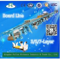 China Computerised High-Speed 3-Layer Corrugated Board Paper Production Line on sale