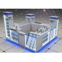 Quality Durable Small Space Cell Phone Display Fixtures For Shopping Mall Display wholesale