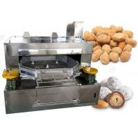 China Coated Peanuts Nuts Roasting Machine / Cashew Groundnut Roasting Machine Swing Oven on sale