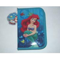 Quality LITTLE MERMAID 13pc STATIONERY SET W/ZIPPER CASE wholesale