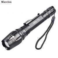 Quality 5 Modes LED Emergency Flashlight Zoom Function Ultra Bright 500 Lumens wholesale