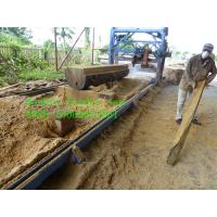 Quality Popular In Suriname Electric Sawmill Wood Circular Sawmill For Sale Double Cut Circularsaw wholesale