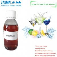 Quality Most popular high quality Fruit/Tobacco/Mint aroma liquid concentrate Cocktail flavor for vape wholesale
