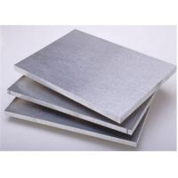 Cheap 6063 T6 Aluminum Alloy Plate Thickness 6mm 1250mm*2500mm Stock Size for sale