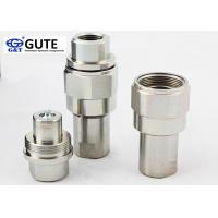 Quality 10000 PSI High Pressure Air Fittings / 1/2 High Pressure Hydraulic Couplings wholesale