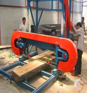 Quality Timber Band Saw Machine Portable Sawmill Wood Saw Mill Woodworking Machine wholesale