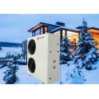 China 18.6KW Air Source Heat Pump Work At Minus 25 Degree CE High COP Connect With Solar Water Heaterr on sale
