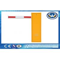 Quality Advanced Safety Manual Car Parking Barrier Gate With Double Limit Switches wholesale