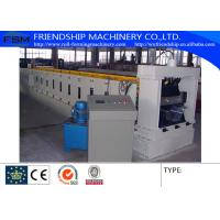 Quality 0.8-1.5mm Thickness Arch Sheet Roll Forming Machine YX914-610 With 4.0 KW Hydraulic Cutting wholesale