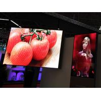 Quality Full Color Stage LED Screen 1R1G1B Slim Large High Resolution indoor led screen rental Wide View Angle wholesale