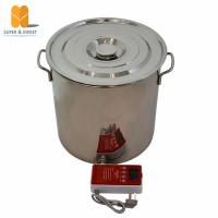 Quality Stainless Steel Electric bee wax melter wholesale