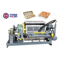 Quality 2000pcs Per Hour 3kw Small Egg Tray Making Machine wholesale