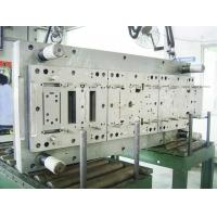 China Precision Sheet metal stamping tools with 300000-1million strokes die life and precision up to 0.05mm on sale