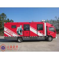 Quality 10 Ton Big Capacity Gas Supply Fire Truck wholesale