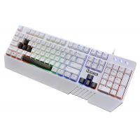 Cheap Professional USB Gaming Computer Keyboard Multimedia Mechanical Switch Feeling for sale
