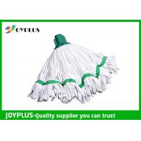 Quality Floor Cleaning Accessories Home Cleaning Mop / Microfiber Mop Heads Withe Color wholesale