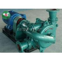Quality Single Stage Industrial Filter Press Feed Pump Electric / Diesel Engine Driven wholesale