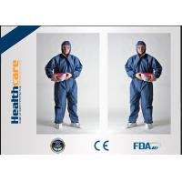 Buy cheap Medical Surgical Disposable Protective Coveralls PP Non Woven Workwear Uniform from wholesalers