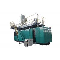 China Fully Automatic plastic Blow Moulding Machine For 4 5 gallon PC barrel on sale