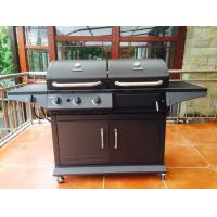 Quality Stainless Steel Garden Patio Outdoor Trolley Charcoal BBQ Barbecue Grill/Outdoor Cooking Commercial Charcoal BBQ Grill wholesale