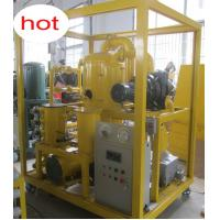 Quality High-Efficiency Insulation Transformer Oil Purifier Machine wholesale