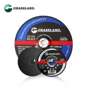 Quality 4.5 In 115Mm Aluminum Oxide Abrasive Cut Off Wheel Grit 60 wholesale