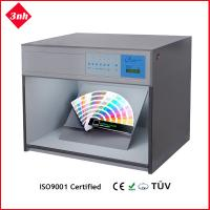 Quality T60(5) 5 light sources color light box with 60cm tubes wholesale