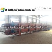 Quality Easy Operate PU Sandwich Panel Production Line With Auto Temperature Control wholesale