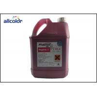 China Strong Compatibility Printer Solvent Ink / Mild Solvent Ink For Seiko 510 35PL Head on sale