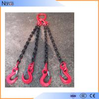 Quality Industrial Polyester Sling Lifting Loading Chain Sling With Hook wholesale