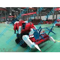 Quality SIHNO 12hp 14hp Mini Combine Harvester Agricultural Machinery wholesale