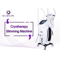 Quality Body Sculpting Cryolipolysis Machine Wind / Water And Semiconductor Cooling System wholesale