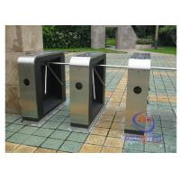 China Automatic coin machine digital counter Barcode identification access control system price tripod turnstile on sale