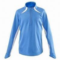Quality Children's Thermal Sweater in Blue wholesale