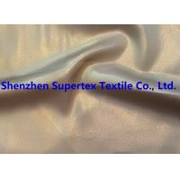 Quality 100GSM Polyester 2/2 Twill Chiffon Golden Foil Print Softer Wash Finish wholesale
