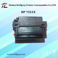 China Compatible for HP 7551X toner cartridge on sale