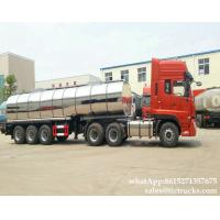 China 200000L-33000L DRZ9400GYW Ammonium nitrate tank truck trailer factory WhatsApp:8615271357675 on sale