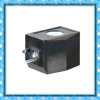 China DIN43650A DC 24V Water Solenoid Valve Normally Open Solenoid Valve on sale