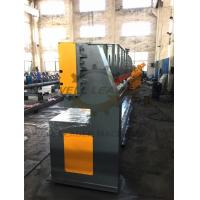 China 45deg 12M length Plate Beveling Machine with High Speed 4m/min on sale
