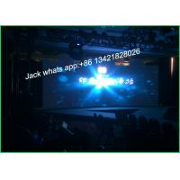 Quality Ultra Thin Large Advertising Stage LED Screen Display Indoor high resolution wholesale