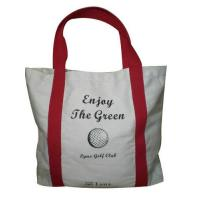 Quality Promotional Grocery Cotton Carrier Bags wholesale