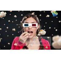 Quality Unexceptionable XD Cinema System With Animation Scene And Sliver Screen wholesale