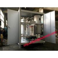 Quality Turbine oil purifier ,Emusified Lube oil purification machine, waste oil treatment wholesale