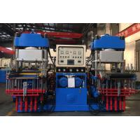 China PLC Control Rubber Injection Moulding Machine Vacuum Vulcanization Production O Ring on sale