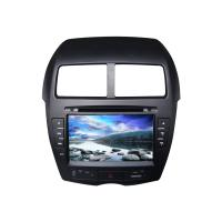 Quality In car audio stereo MITSUBISHI Navigator with screen gps bluetooth Mitsubishi ASX / Citroen wholesale