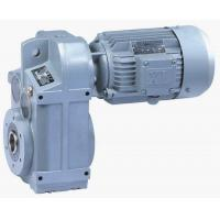 Parallel Shaft Helical Gear Box (F SERIES)