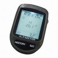 China Digital multifunction compass with altimeter altimeter, barometer, weather forecast function on sale